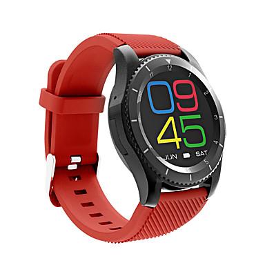 preiswerte Smartuhren-kktick g8 smart watch neue runde Bildschirm mehrsprachige Multi-Mode-Herzfrequenz-Blutdruckmessung kann in die Karte eingefügt werden