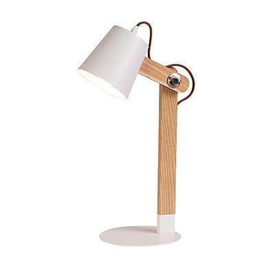 Artistíco / Contemporâneo Moderno Arco / Criativo / Ajustável Luminária de Mesa / Luminária de Escrivaninha / Luz de Leitura Para Quarto / Quarto de Estudo / Escritório Madeira / Bambu 110-120V