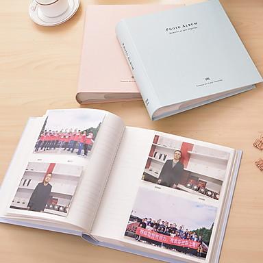 preiswerte Fotoalben-Fotoalben Familie Moderne zeitgenössische Rechteckig Multifunktion