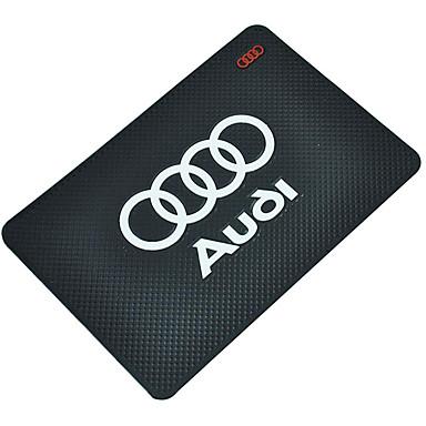 voordelige Auto-cabinematten-auto mode antislip mat veilig pvc mat front bediening tafel pad voor voertuig