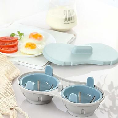 [$10.27] microondas huevo cazador furtivo utensilios de cocina doble taza  cueva doble diseño de alta capacidad cocina de huevo última colección caza  ...