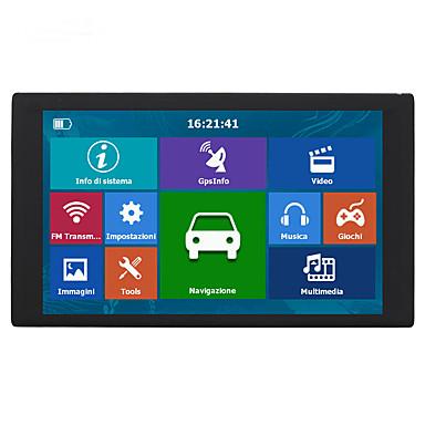levne Auto Elektronika-s900 9 palců 256 MB 8 g hd windows ce 6,0 auto GPS navigátor kapacitní dotykový displej přenosný