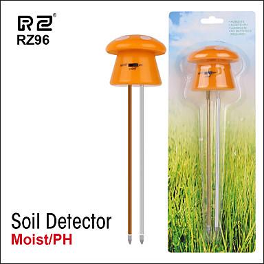 Rz96 mini solo ph medidor de umidade umidade ph medidor de solo monitor de umidade higrômetro planta de jardinagem cultivar umidade tester