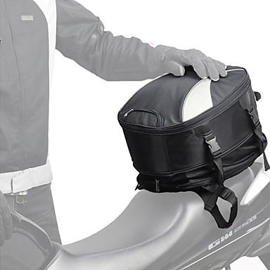 povoljno Motori i quadovi-chcycle proširivi motocikl rep torba vodootporna višenamjenska torba kaciga na otvorenom sportski ruksak univerzalna torba za stražnje sjedalo 28l
