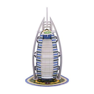 levne 3D puzzle-3D puzzle Krajina Eiffelova věž Pyramida 3D  komiks 1 pcs Děti Vše Hračky Dárek