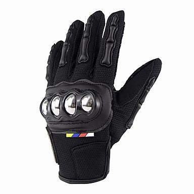 povoljno Motori i quadovi-rukavice za jahanje ljetni motocikl, rukavice za dodir, zaslon motorni bicikl, rukavice s punim prstom, cikcak cg667