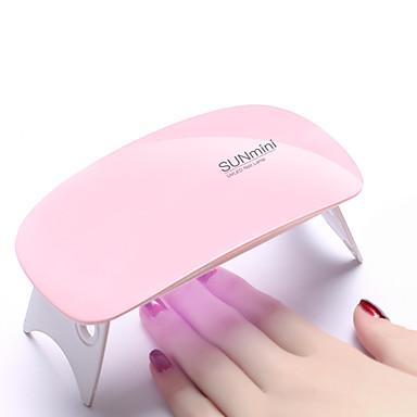 voordelige Nagelgereedschap & Apparatuur-Nageldroger 6 W Voor # Nail Art Tool Stijlvol Dagelijks Veiligheid / Ergonomisch Ontwerp / Klassiek