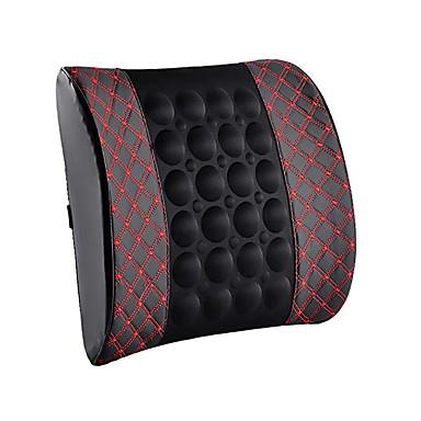 voordelige Auto-interieur accessoires-lendensteun kussen voor auto 12v elektrisch massagekussen lendenkussen voor autostoel