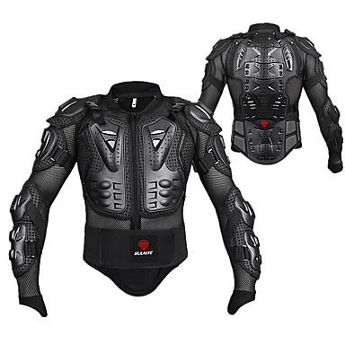 povoljno Motori i quadovi-herobiker moto jakna cijelo tijelo oklop jakna kralježnice prsima zaštitna oprema motorcross utrke moto zaštita