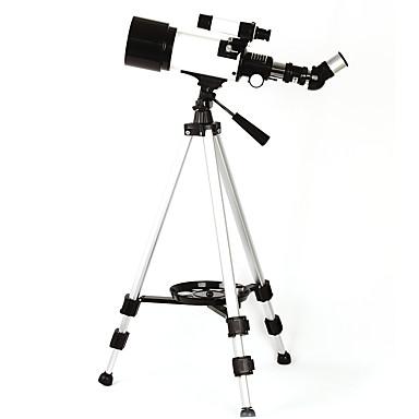 cheap Binoculars, Monoculars & Telescopes-10-165 X 70 mm Telescopes Refractor Waterproof High Definition Fogproof Fully Coated Camping / Hiking Hunting Fishing PU Leather Plastic Aluminium Alloy / Wide Angle