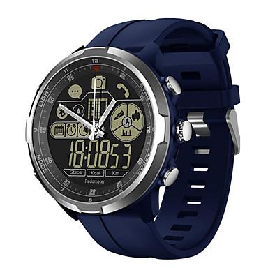preiswerte Smartuhren-Zeblaze Vibe 4 Smart Watch BT Fitness Tracker Unterstützung benachrichtigen / Pulsmesser wasserdichte Smartwatch