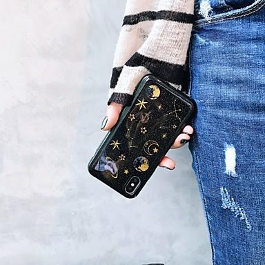 povoljno iPhone maske-Θήκη Za Apple iPhone XS / iPhone XR / iPhone XS Max Protiv prašine / Uzorak Stražnja maska nebo TPU