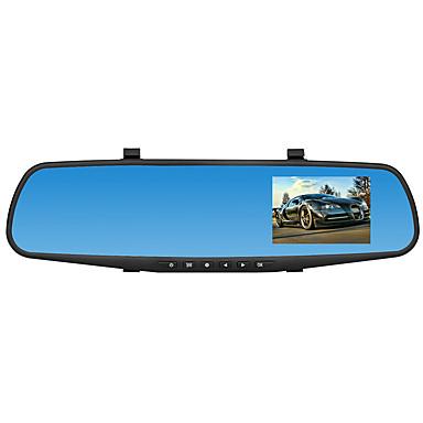 billige Bil-DVR-V39 1080p HD Bil DVR 170 grader Bred vinkel 3.8 tommers TFT Dash Cam med Night Vision / Bevegelsessensor / Loop-opptak 4 infrarøde LED Bilopptaker
