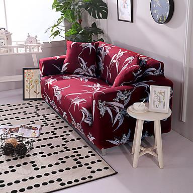 capa do sofá cidade caída impressa slipcovers de poliéster
