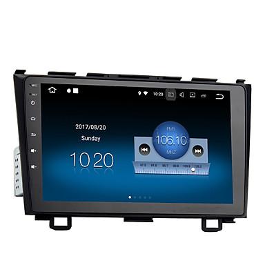 levne Auto Elektronika-9 palcový android 8,0 4GB 32 gb auto gps navigátor dotykový displej auto dvd přehrávač pro honda crv 2007-2011