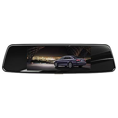 levne Auto Elektronika-720p / 1080p HD Auto DVR 150stupňů Široký úhel IPS Dash Cam s G-Sensor / Vestavěný mikrofon / Vestavěný reproduktor 4 infra LED Záznamník vozu