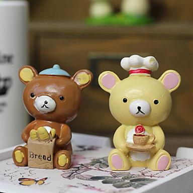 Casamento / Presente Resina Lembrancinhas Práticas / Presentes / Figuras e Estátuas Animal - 1 pcs