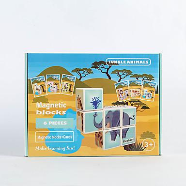 preiswerte Holzpuzzle-Holzpuzzle Puzzle Würfel Holz-Bauklötze Profi Level Einfache Neues Design ABS-Harz 4 pcs Kinder Alles Spielzeuge Geschenk