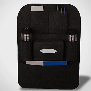 voordelige Auto-interieur accessoires-40 * 55cm auto-auto rugleuning multi-pocket opbergtas organizer houder accessoire