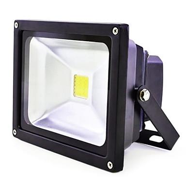 1pç 20 W Focos de LED Decorativa Branco Quente / Branco Frio 85-265 V Iluminação Externa / Pátio / Jardim 1 Contas LED
