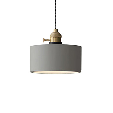 114 44 Pendant Lamp Nordic Simple Hanging Light Cement Shade American Industural Lights For Kitchen Island