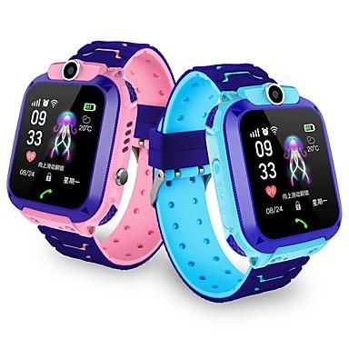 baratos Smartwatches-Relógios para crianças YYGM11 para iOS / Android satélite / Suspensão Longa / Chamadas com Mão Livre / Tela de toque / Câmera Monitor de Atividade / Relogio Despertador / Calendário / 0.3 MP