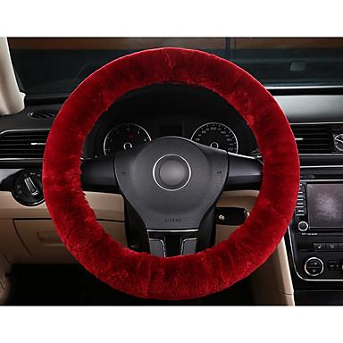 billige Interiørtilbehør til bilen-mykt rattdekke av teakull tilbehør til beskyttelsesbil