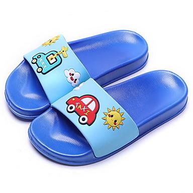 preiswerte Kinderhausschuhe10240516-Mädchen Komfort EVA Slippers & Flip-Flops Kleine Kinder (4-7 Jahre) Pfirsich / Rot / Blau Sommer