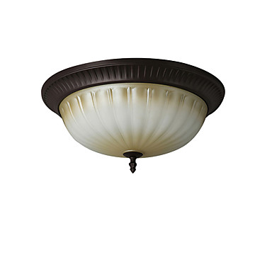 181 69 Round Glass Ceiling Light Antique Ceiling Lights Flush Mount Lights Downlight Painted Finishes For Corridor