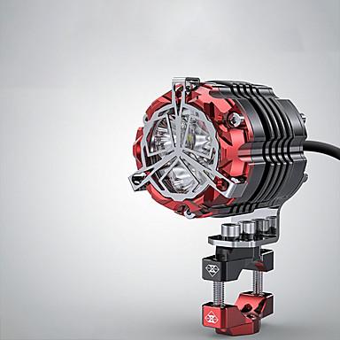 povoljno Motori i quadovi-42mm 30w motocikl pribor za osvjetljenje prednja svjetla doveli su super sjajna motocross pomoćna strobosvjetla