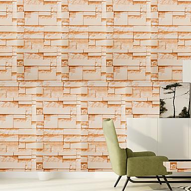20 99 Wallpaper Vinylal Wall Covering Self Adhesive Art Deco Brick