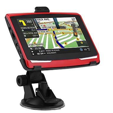 levne Auto Elektronika-5 palcová okna ce 6,0 8g fm vysílač více jazyků kompas auto gps navigátor dotyková obrazovka