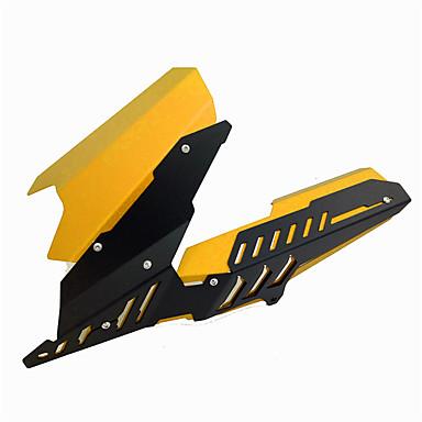 billige Motorsykkel & ATV tilbehør-til yamaha mt03 r3 r25 cnc bakskjerm mudguard kjetting beskyttelsesdeksel