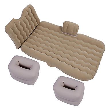 baratos Acessórios de Interior-Cama de ar do colchão de ar do carro de 90 * 135cm cama de ar inflável do colchão