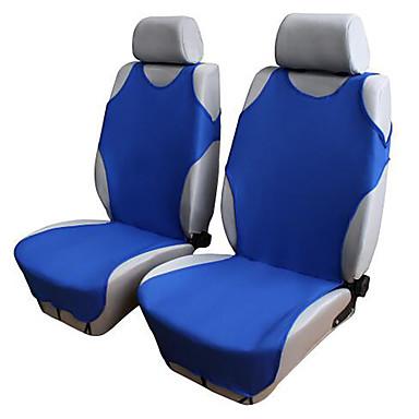 voordelige Auto-interieur accessoires-auto voorkant ademende stoelhoezen voor 5 stoel suv universele applicatie 4 seizoenen beschikbaar