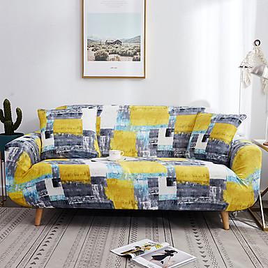 as pinturas famosas da tampa do sofá imprimiram slipcovers do poliéster