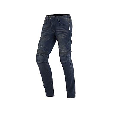 billige Motorsykkel & ATV tilbehør-komfortable trendy motorsykkel-jeans med beskyttelsesbilsbuksebukse