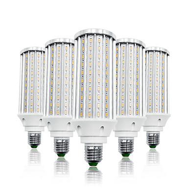 preiswerte LED-Kolbenlichter-loende 5 pack 60 watt led mais lichter 6000 lm e26 / e27 t 160 led perlen smd 5730 warmweiß weiß 85-265 v