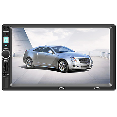 voordelige Automatisch Electronica-stereo 7 inch touchscreen fm video mp5 speler auto radio universele auto multimedia speler
