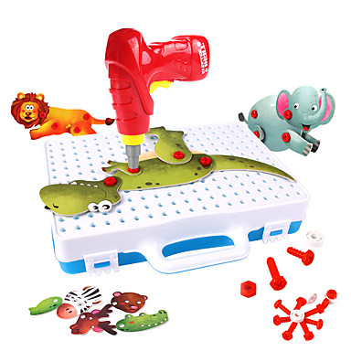 preiswerte Jigsaw Puzzles-Holzpuzzle Kreativ Niedlich Handgefertigt Eltern-Kind-Interaktion Alles Spielzeuge Geschenk