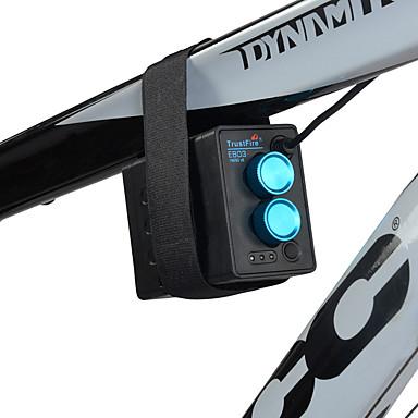 LED Luzes de Bicicleta Caixa da caixa do banco da bateria Ciclismo de Montanha Moto Ciclismo Impermeável Fácil de Instalar Durável 18650.0 Recarregável USB Branco Campismo / Escursão / Espeleologismo