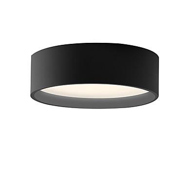luz de teto tambor montagem embutida luzes downlight pintado acabamentos de metal iluminação de teto para corredor / quarto / sala de estar