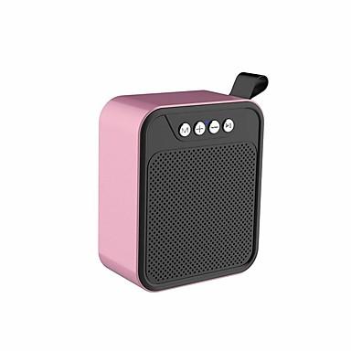 x6 mini alto-falante sem fio bluetooth tws caixa portátil ao ar livre speaker bluetooth 5.0 subwoofer apoio u disco fm rádio aux tf