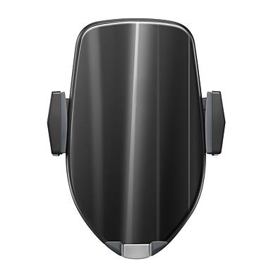 voordelige Auto-interieur accessoires-xiaoqi 2 slimme draadloze oplader voertuigontluchter mobiele telefoonbeugel glas / metaal / abs voor universeel alle jaren