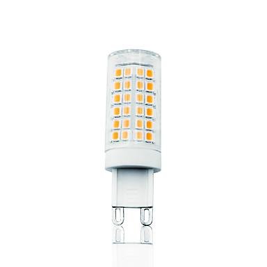 LOENDE 7 W Lâmpadas Espiga Luminárias de LED  Duplo-Pin 800 lm G9 T 78 Contas LED SMD 2835 Regulável Branco Quente Branco 110-130 V 200-240 V