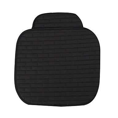 voordelige Auto-interieur accessoires-ademend vlas autostoel zitkussen auto-interieur zitkussen kussen voor auto benodigdheden