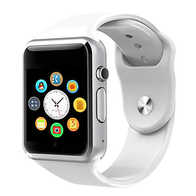 cheap Smartwatches-A1 Smart Watch BT Fitness Tracker Support Notify/Blood Pressure/Heart Rate Monitor Sport Bluetooth Smartwatch Compatible Iphone/Samsung/Android Phones