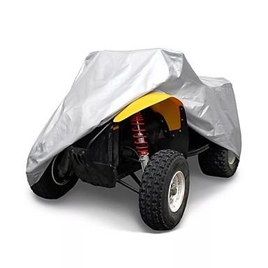 billige Motorsykkeltrekk-firhjulingstraktor terrengkjøretøy deksel anti-uv regn vanntett uv varmetett xl