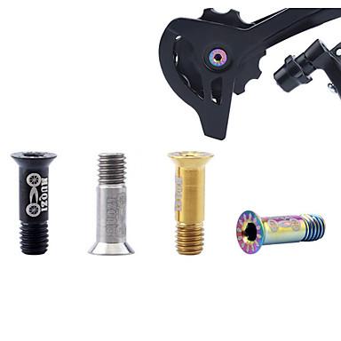 povoljno Dijelovi za bicikl-Csavarok Za Mountain Bike / sklopivi bicikl Legura titana Visoke čvrstoće / Nesližuće / Izdržljivost / Jednostavna primjena Biciklizam Crn Duga Zlato