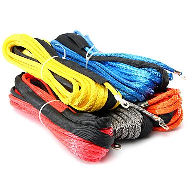 povoljno Vuča-6mmx12m sintetički vitlo za kabel užad za automobil 4x4 off road atv utv